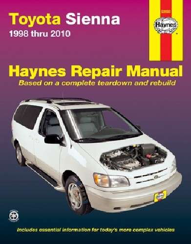 HAYNES - Repair Manual - HAN 92090