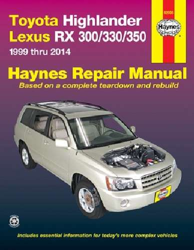 HAYNES - Repair Manual - HAN 92095