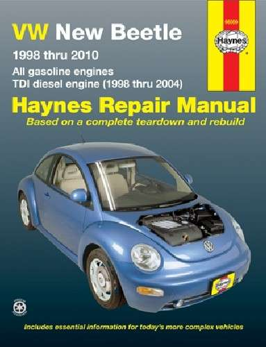 HAYNES - Repair Manual - HAN 96009
