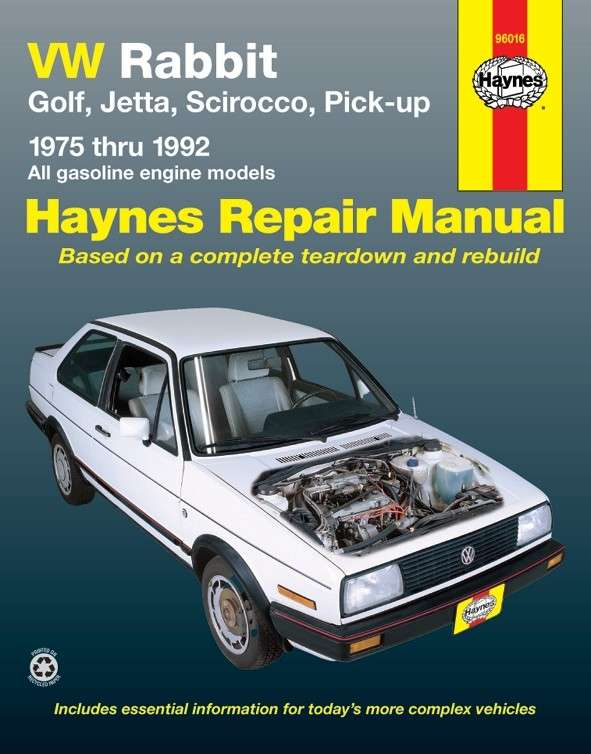 HAYNES - Repair Manual - HAN 96016