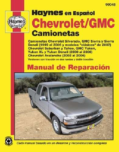 HAYNES - Repair Manual - HAN 99048