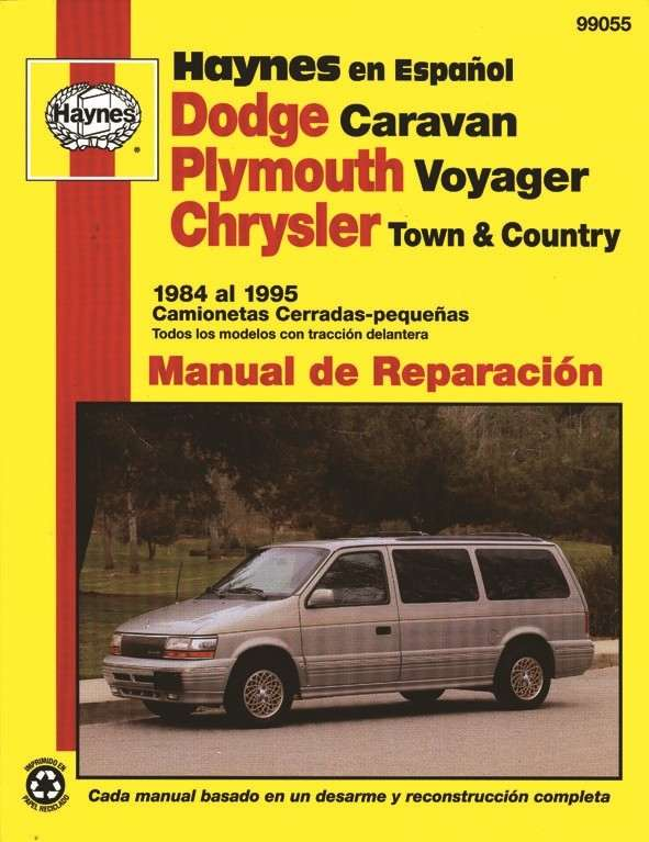 HAYNES - Repair Manual - HAN 99055