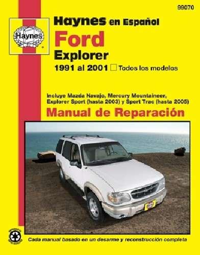 HAYNES - Repair Manual - HAN 99070