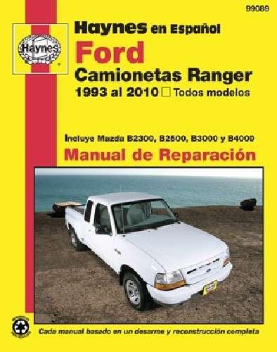 HAYNES - Repair Manual - HAN 99089