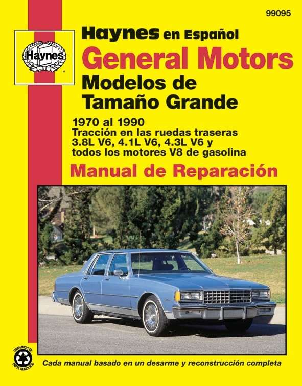 HAYNES - Repair Manual - HAN 99095