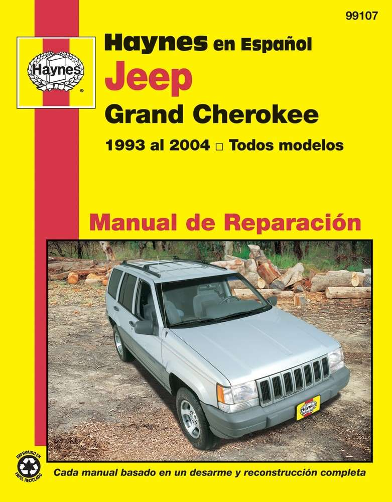 HAYNES - Repair Manual - HAN 99107