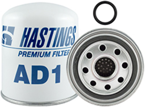 HASTINGS FILTERS - Air Brake Dryer Cartridge - HAS AD1