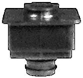 HASTINGS FILTERS - Engine Crankcase Breather Element - HAS CB25