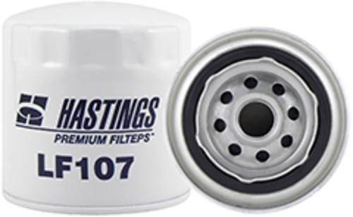 HASTINGS FILTERS - Engine Oil Filter - HAS LF107