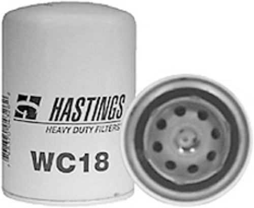 HASTINGS FILTERS - Cooling System Filter - HAS WC18