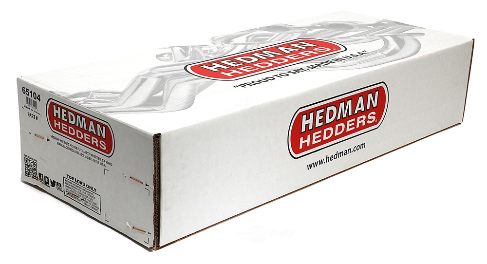HEDMAN HEDDERS - Exhaust Header - HED 65104