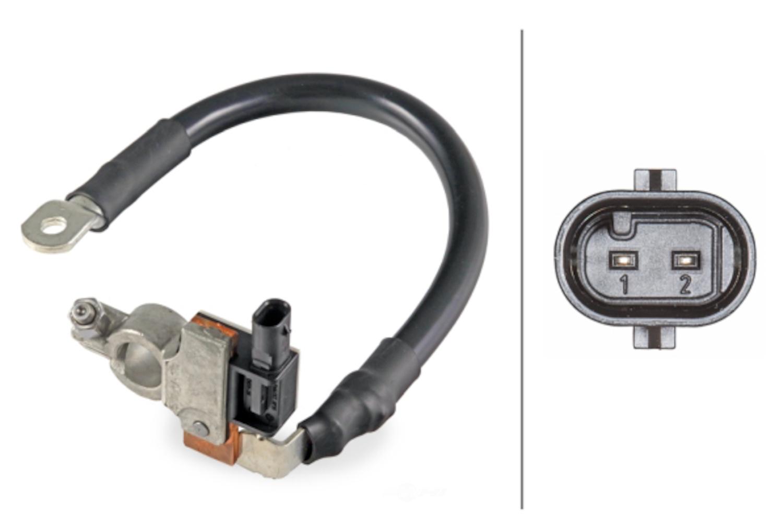 HELLA - Hella Battery Current Sensor - HLA 010942901