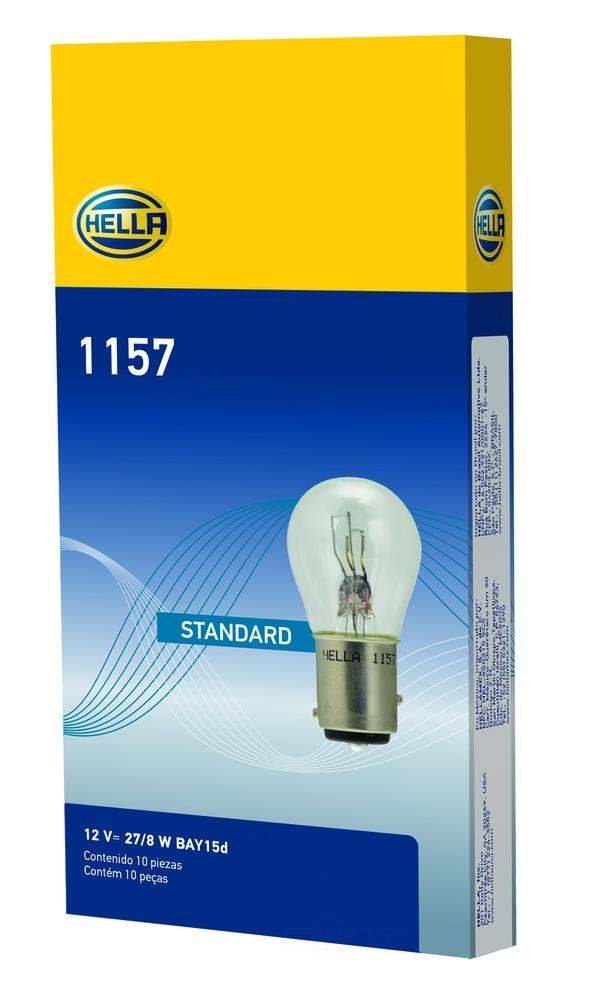 HELLA - Hella Turn Signal Light Bulb - HLA 1157