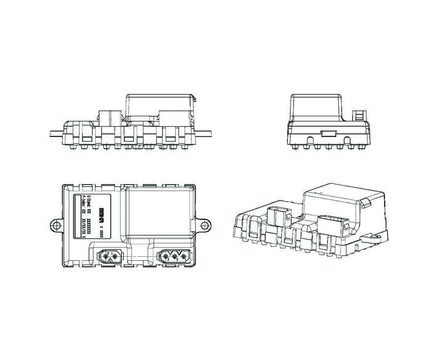 HELLA - Behr Hella Service HVAC Blower Motor Regulator - HLA 351321211