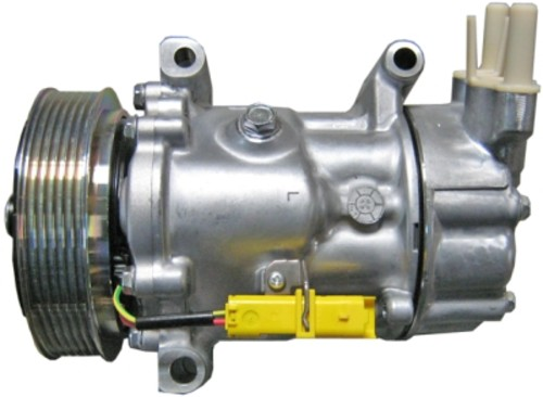 HELLA - Behr Hella Service A/C Compressor - HLA 351322401