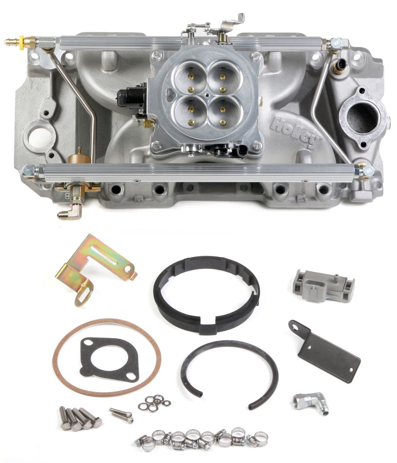 HOLLEY EFI - Power Pack Multi-Point Fuel Injection System Kit - HLE 550-702