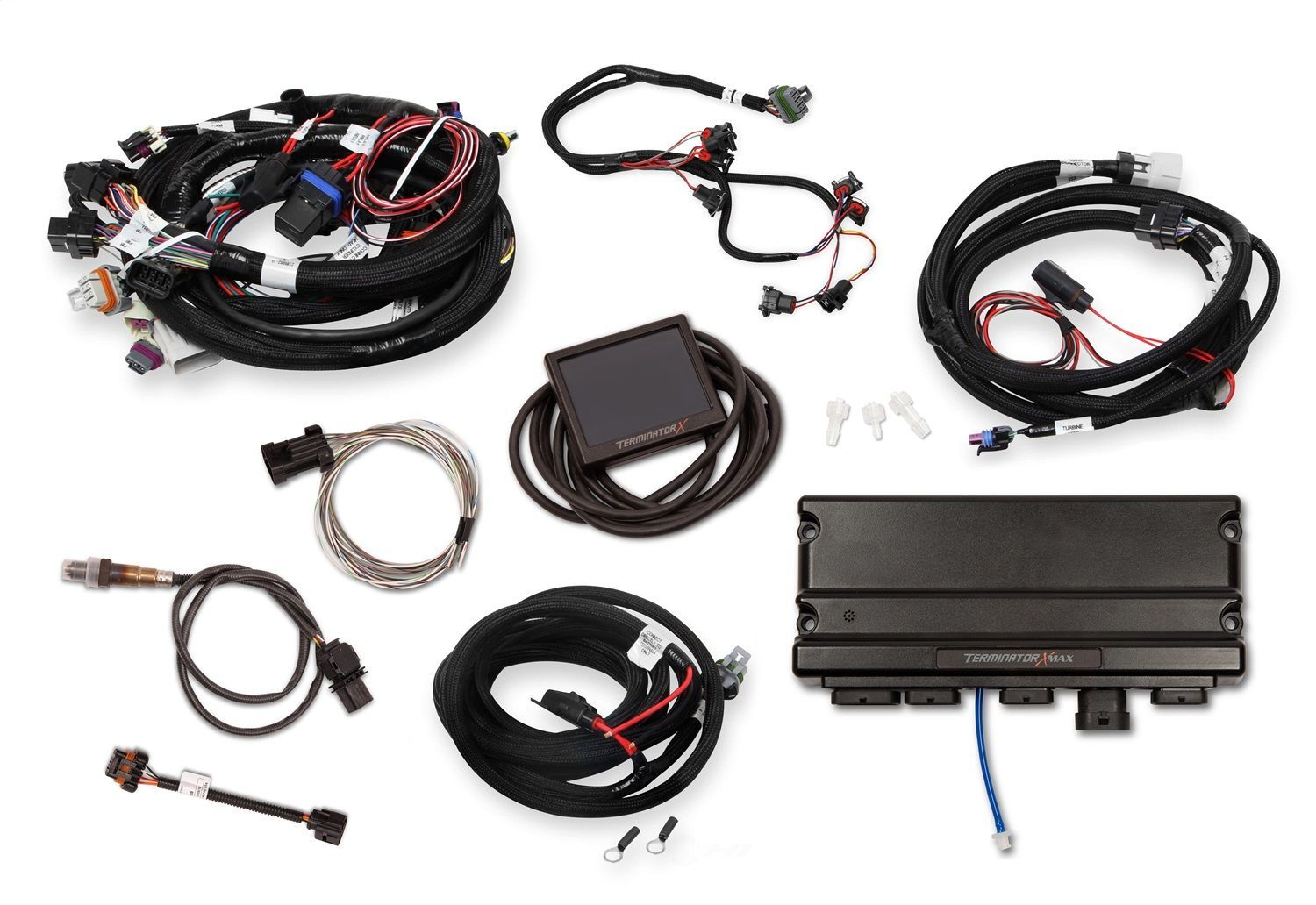 HOLLEY EFI - Terminator X Max Fuel Injection System - HLE 550-916