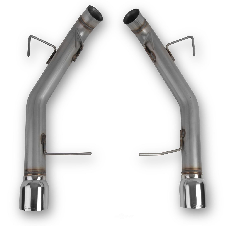 HOOKER HEADERS - Blackheart Axle-Back Exhaust System - HOO 70403301-RHKR
