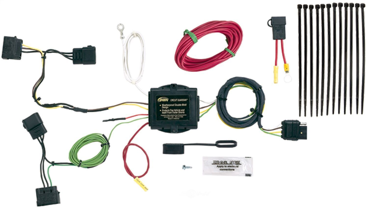 2007 Ford Edge Wiring Harnes