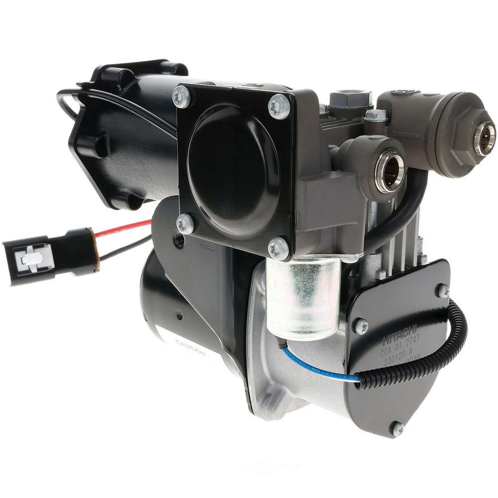 HITACHI - Compressor, Actual OE Part - HTH CMP0001