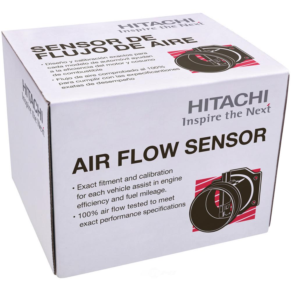 HITACHI - Mass Air Flow Sensor - HTH MAF0120