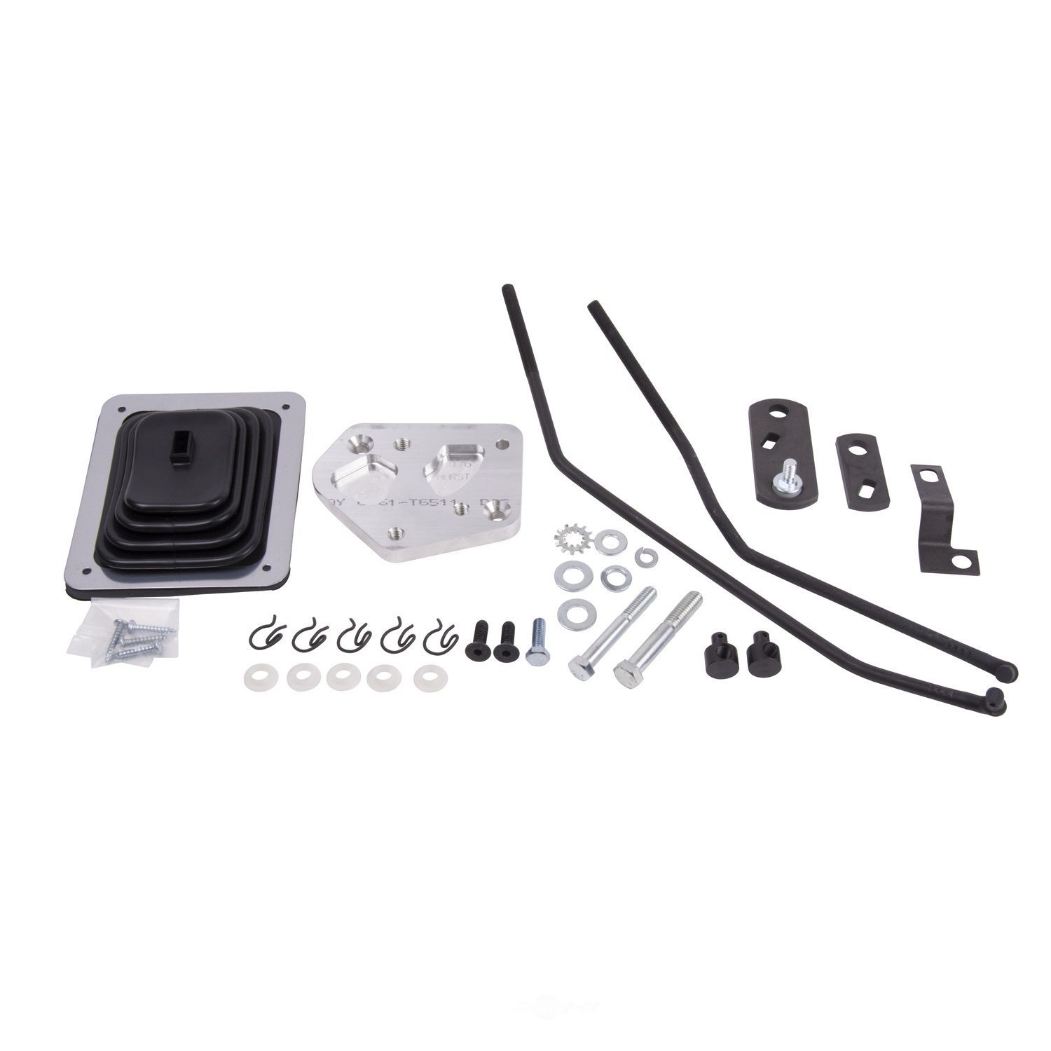 HURST - 3-speed Gear Shift Installation Kit - HUR 3677640