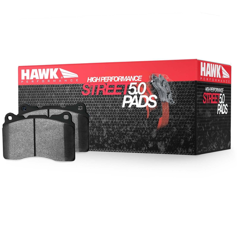 HAWK PERFORMANCE - HPS Performance Street Disc Brake Pad (Front) - HWK HB190F.600