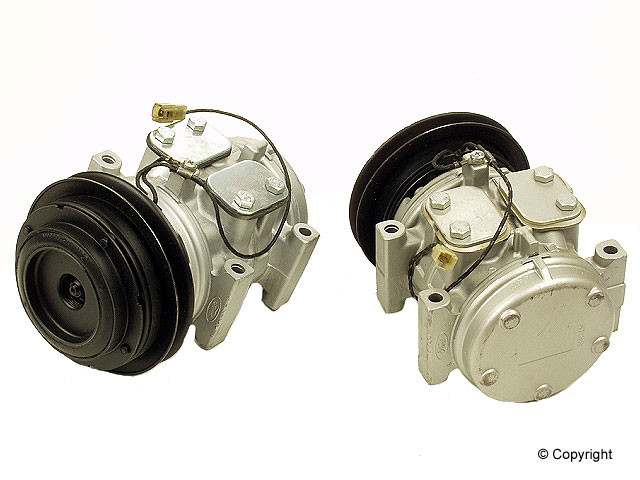Arctic Air Reman - Arctic Air Remanufactured A\/C Compressor - WDX 656 32012 773