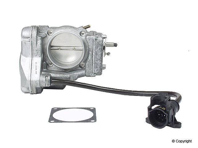 Beckmann Tech Reman - Beckmann Technologie Remanufactured Fuel Injection Throttle Body - WDX 132 33002 775