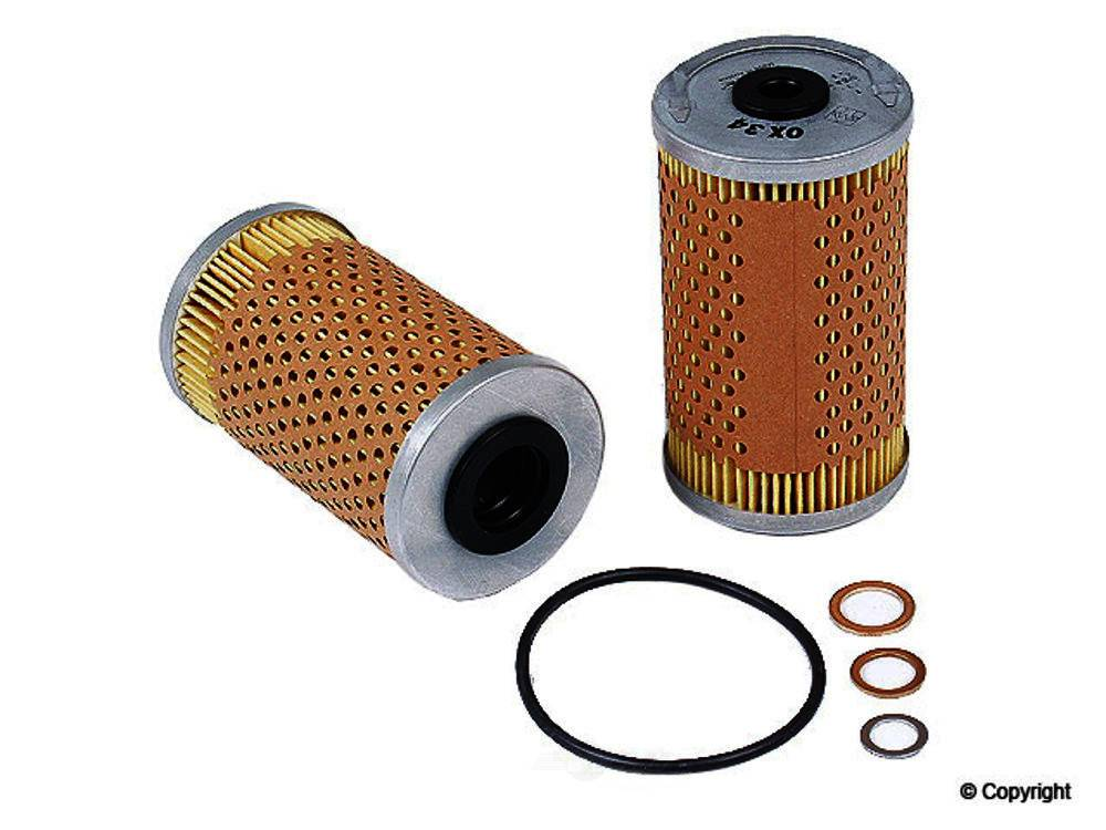 Mahle -  Engine Oil Filter - WDX 091 33023 057
