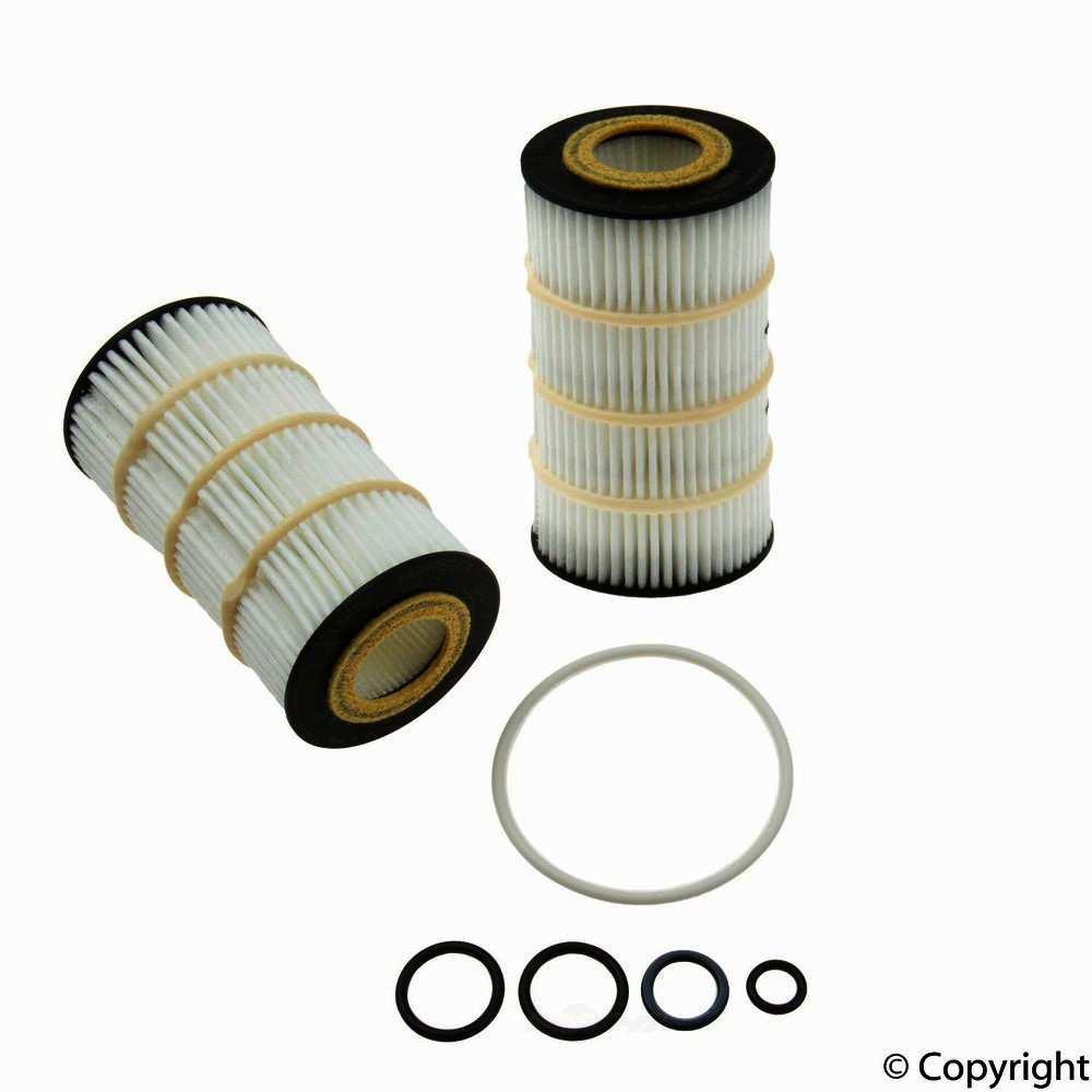 Hengst -  Engine Oil Filter - WDX 091 33007 045
