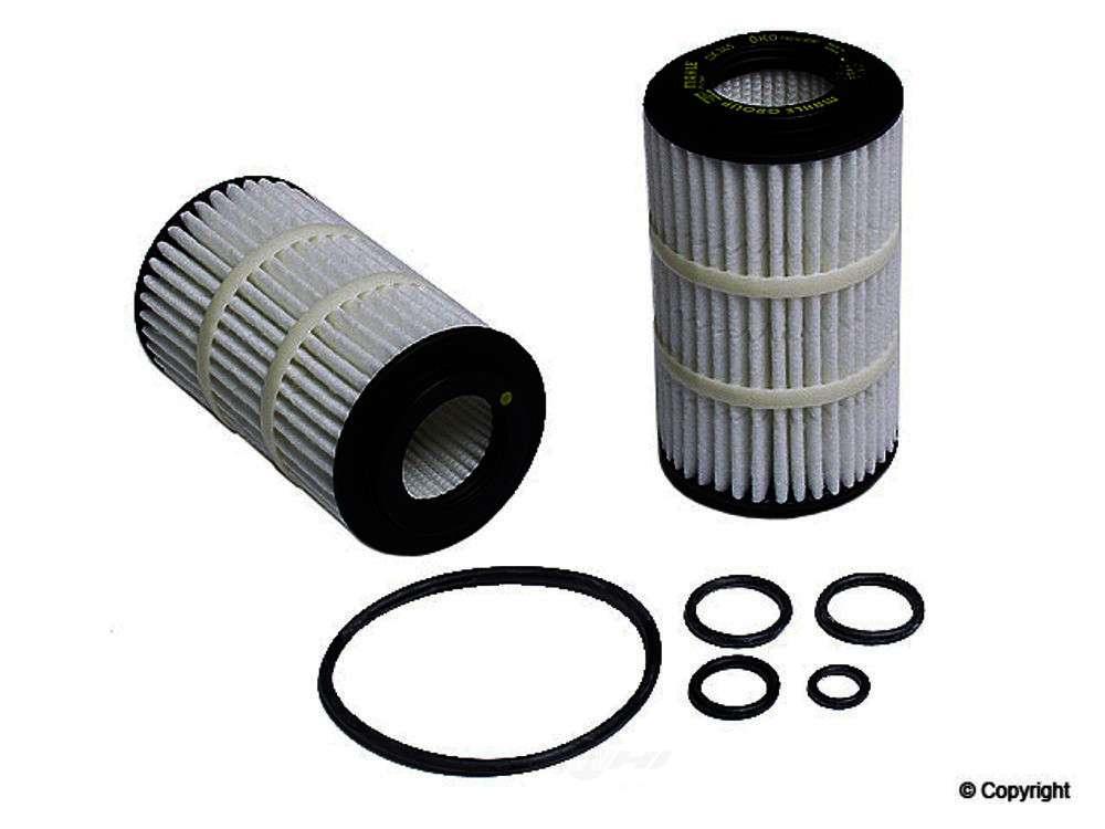 Mahle -  Engine Oil Filter - WDX 091 33007 057