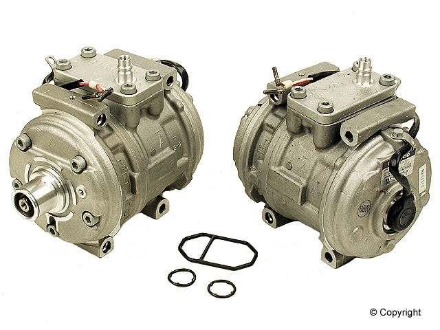 Genuine Reman - Genuine, Remanufactured A\/C Compressor - WDX 656 33005 003