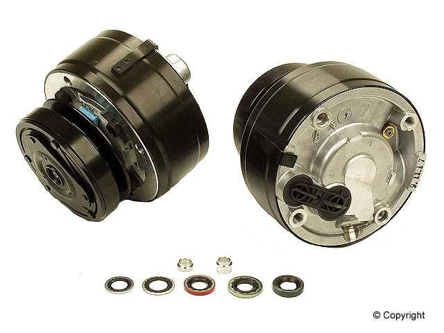 Behr New - Behr New A/C Compressor - WDX 656 33041 148