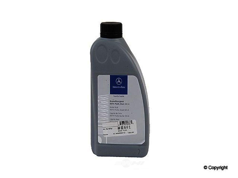 Genuine -  Brake Fluid - WDX 974 33001 001