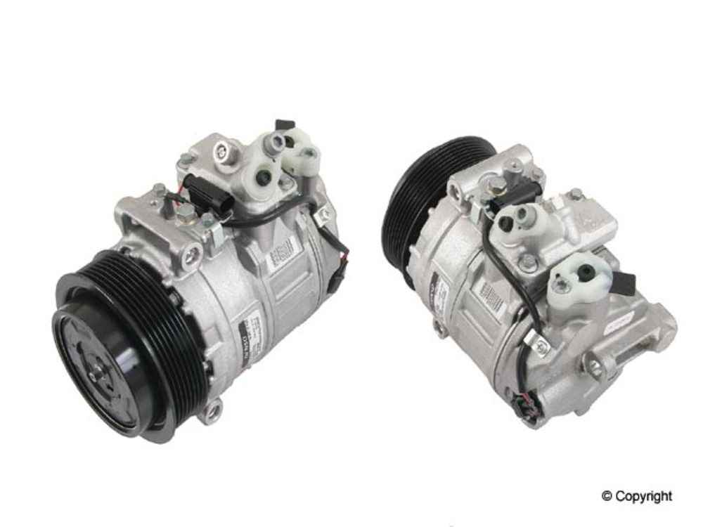 WD EXPRESS - Denso New A/C Compressor A/C Compressor - WDX 656 33023 122