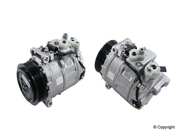 ACM - ACM A/C Compressor - WDX 656 33017 231