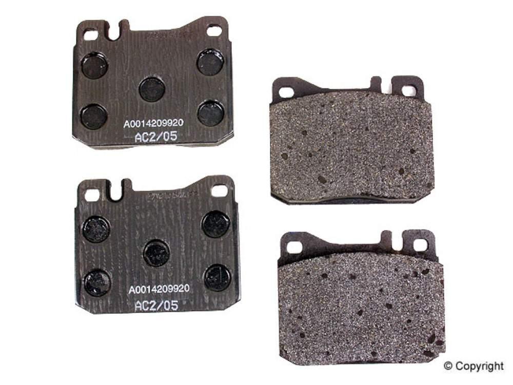Genuine - Genuine Disc Brake Pad Set (Front) - IMM 005 420 45 20
