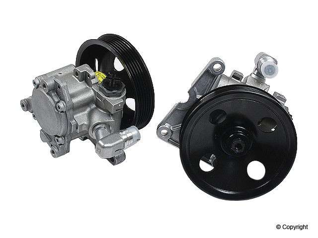 LuK New - LuK New Power Steering Pump - WDX 161 33005 152