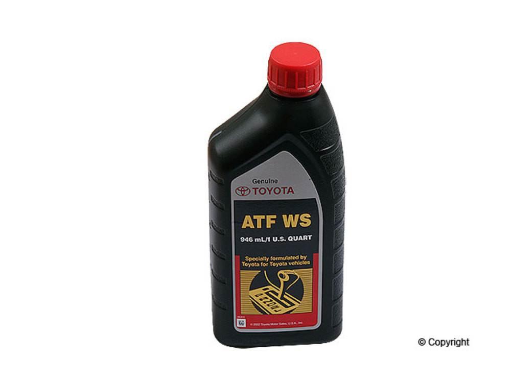 Genuine -  Auto Trans Fluid - WDX 973 51002 001