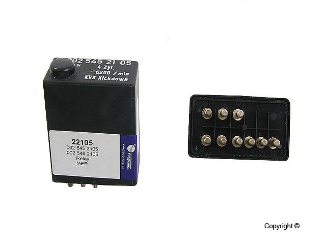 Beckmann Technologie - Beckmann Technologie Fuel Pump Relay - WDX 835 33046 558