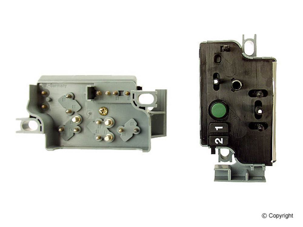 Genuine -  Seat Switch Seat Switch (Front Right) - WDX 809 33040 001