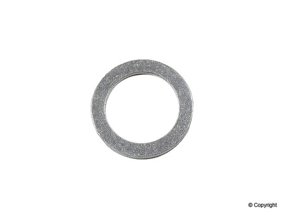 Elring -  Auto Trans Oil Cooler Hose Fitting Seal Auto Trans Oil Cooler Hos (Lower) - IMM 243.205
