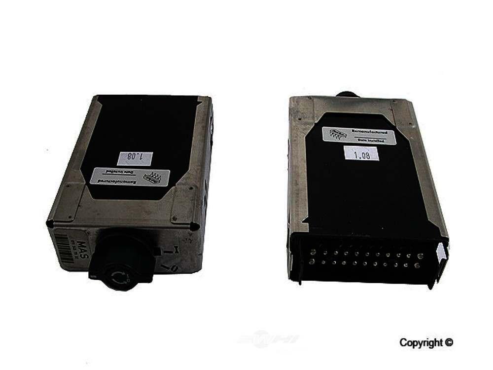 Beckmann -  Technologie MAS Control Unit MAS Control Unit - WDX 851 33041 558