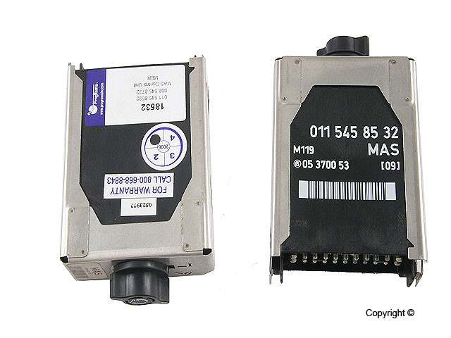 Programa - Programa MAS Control Unit - WDX 851 33043 696