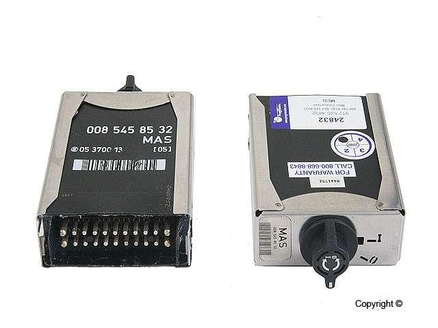Programa - Programa MAS Control Unit - WDX 851 33044 696