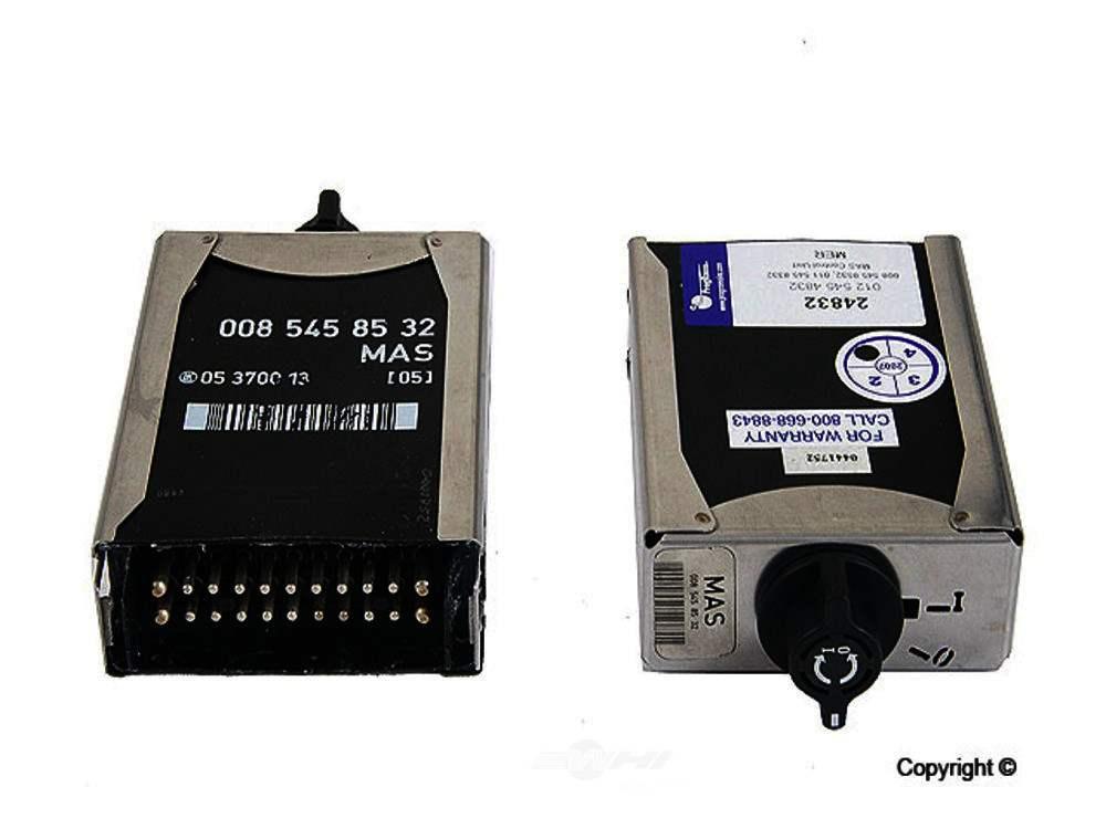 Programa -  MAS Control Unit MAS Control Unit - WDX 851 33044 696