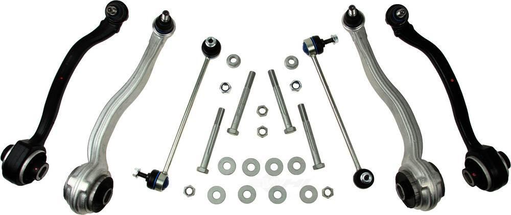 Meyle -  HD Suspension Control Arm Kit - WDX 371 33182 502