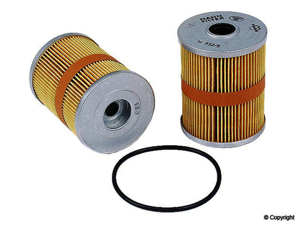 Mann -  Engine Oil Filter Engine Oil Filter - WDX 091 54004 058