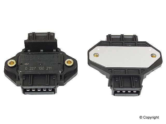 Bosch New - Bosch New Ignition Control Module - WDX 851 54011 102